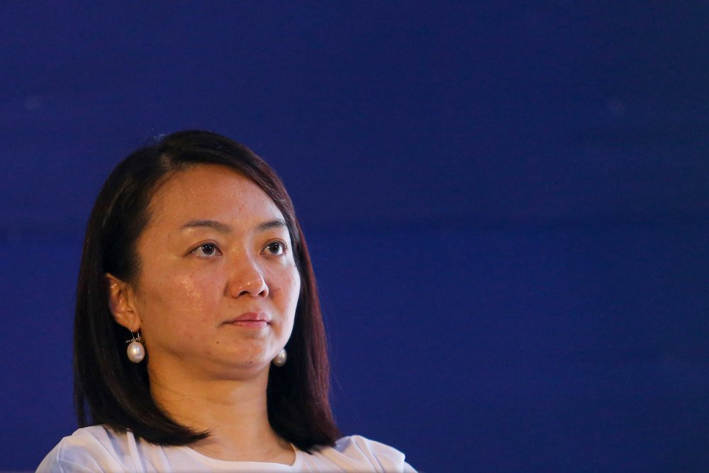 Segambut MP Hannah Yeoh said the quote being investigated by the police was a fake quote attributed to her. ― Picture by Hari Anggara