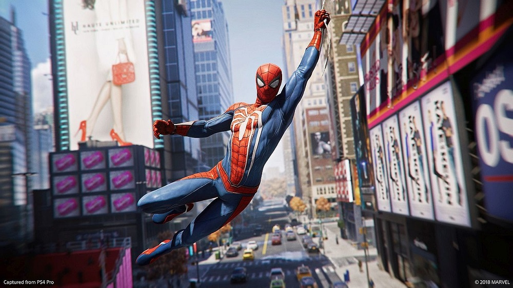 'Marvel's Spider-Man,' released September 2018, was made exclusive to the PlayStation 4. — Picture courtesy of Insomniac Games