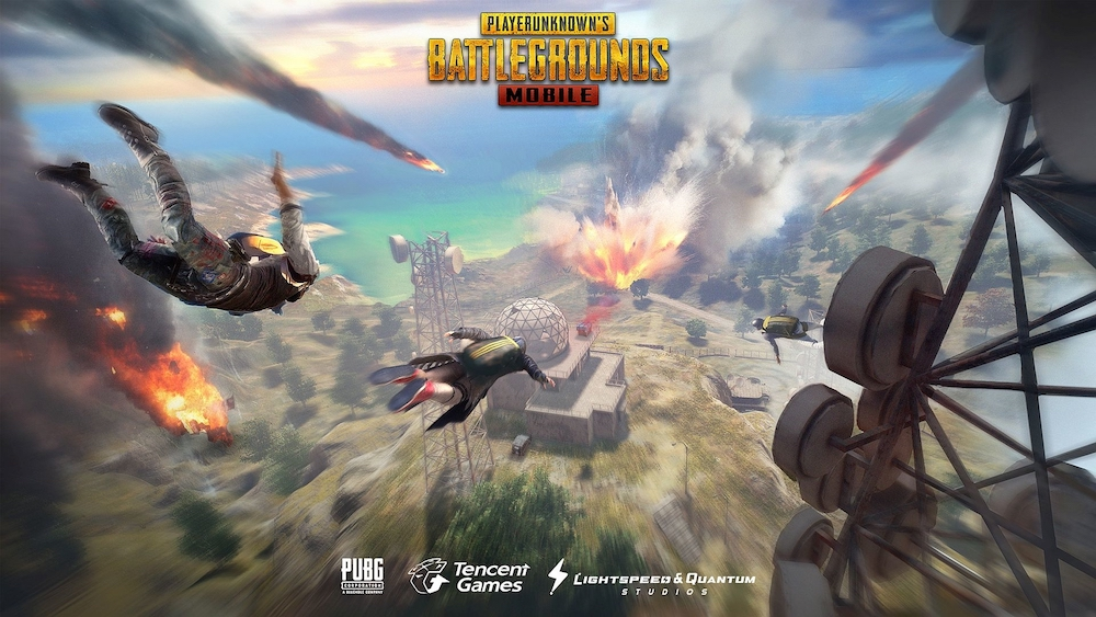 Chinese tech giant Tencent said yesterday its cellphone action game PUBG Mobile has surpassed one billion accumulated downloads outside China. — Handout via AFP