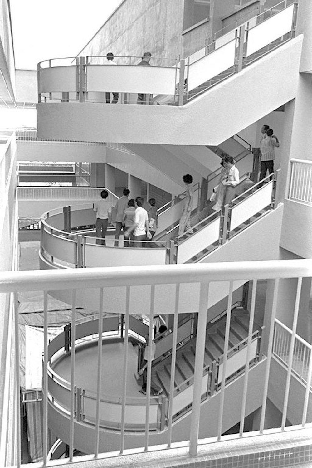 Bras Basah Complex in 1980. — Ministry of Information and the Arts Collection pic, courtesy of National Archives Singapore