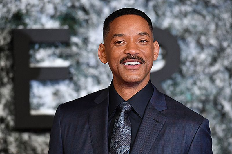 US actor Will Smith — AFP pic