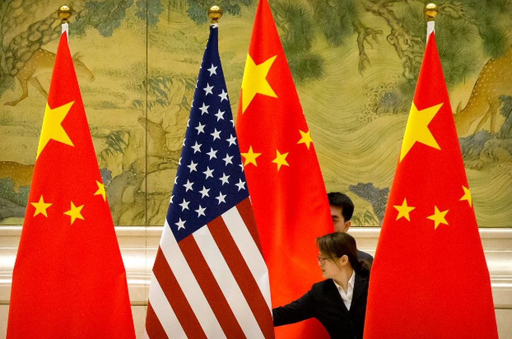 US and Chinese negotiators have been racing to finalise a text of a 'phase one' agreement for Trump and Xi to sign this month. — Reuters pic