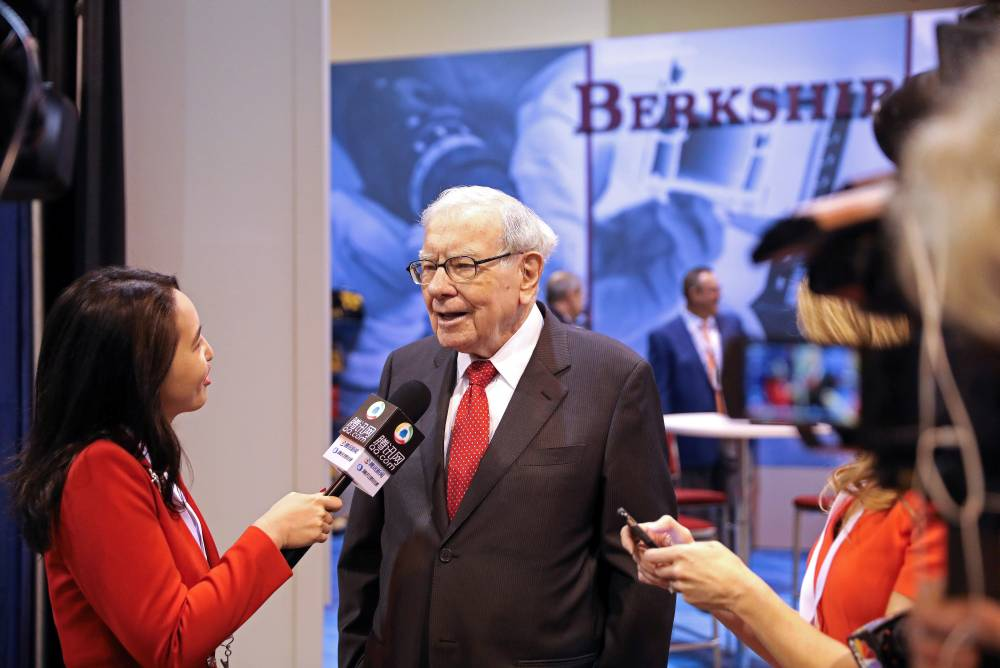 Berkshire Hathaway deploys $9bn of cash into buying own stock in Q3