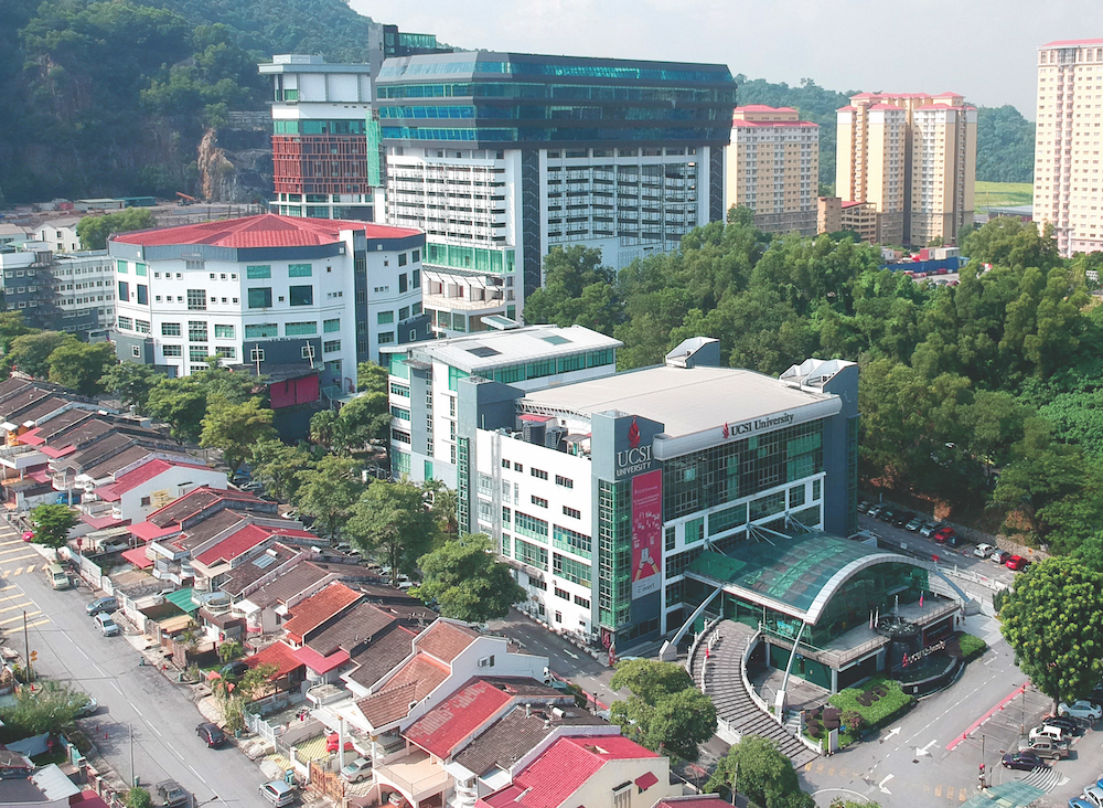 UCSI University is top private university in the country again two years in a row.