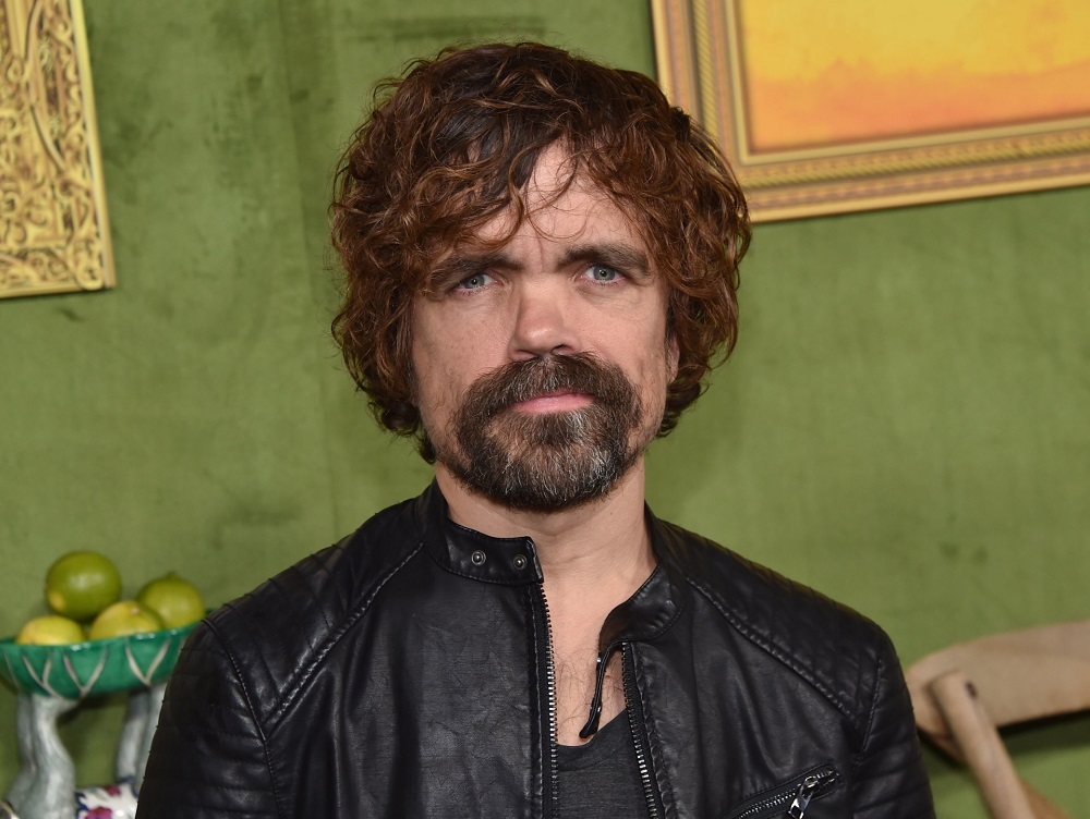 Peter Dinklage also plays the lead in Brad Anderson's drama, 'The Dwarf.'— AFP pic