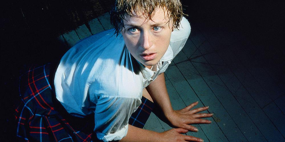 'Untitled #92' by Cindy Sherman (1981) — Picture courtesy of the artist and Metro Pictures, New York via AFP