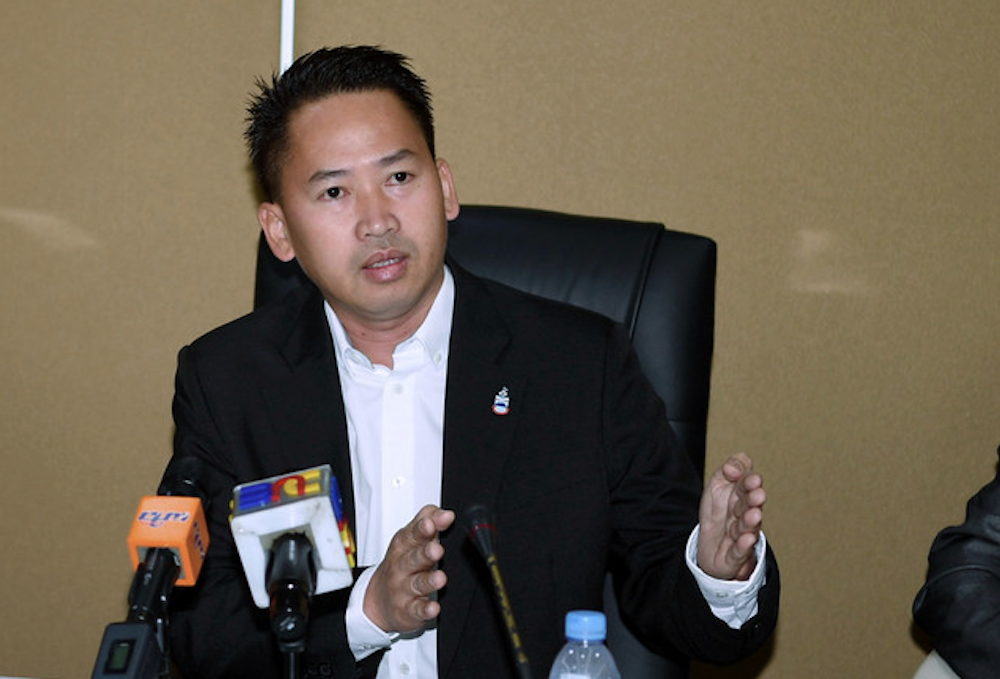 Shafie said that Anthony (pic) was innocent until proven guilty. — Bernama pic