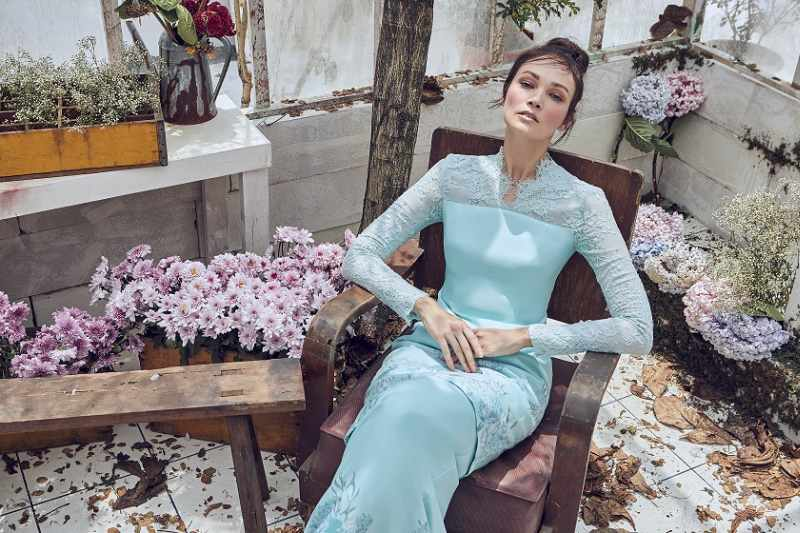 NH by Nurita Harith was one of Zalora's top performing brands for Raya. ― Picture courtesy of Zalora Malaysia