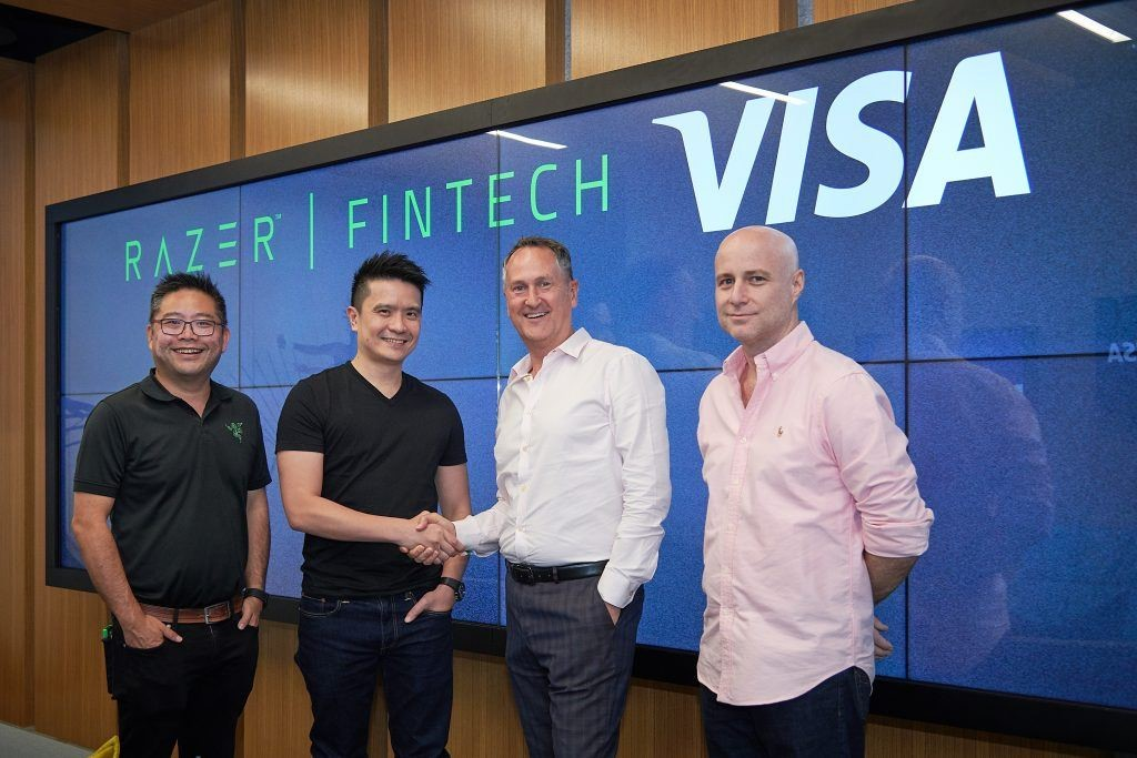 The partnership between Razer and Visa will allow Razer Pay users to make payments with the e-wallet wherever Visa is accepted. — Ringgit Plus pic