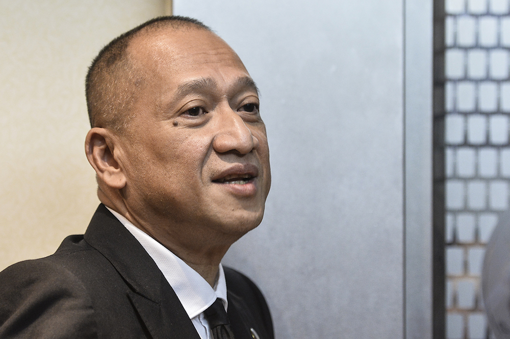 Padang Rengas MP Datuk Seri Nazri Aziz has advised Prime Minister Tan Sri Muhyiddin Yassin not to hold elections until 2023. — Picture by Miera Zulyana