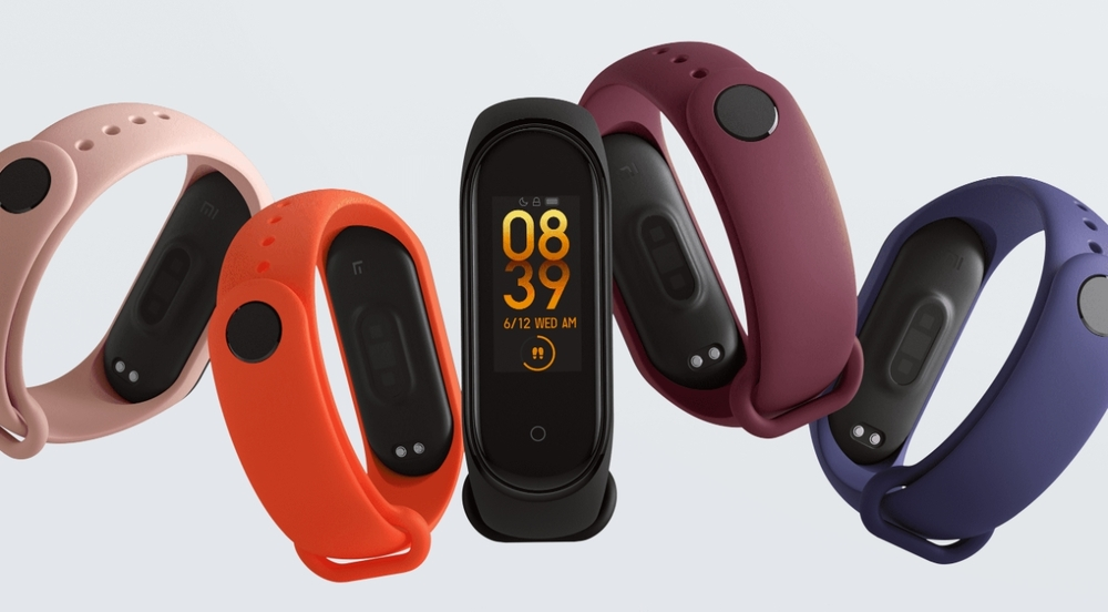 The latest Xiaomi health band is now available in Malaysia. — Picture via SoyaCincau/Xiaomi