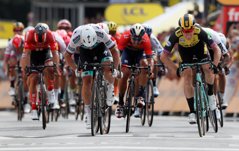 The 'Grande Boucle', as the Tour is known in France, is the central economic pillar which supports the 22 professional teams on the roster for 2020. — Reuters pic