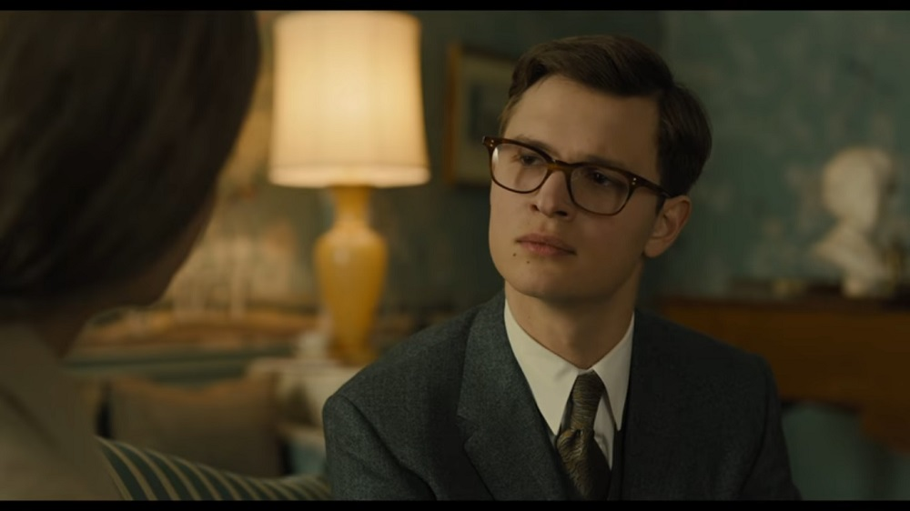 A screengrab from 'The Goldfinch' that stars Nicole Kidman and Ansel Elgort.