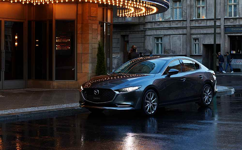 Mazda3 boasts the further-evolved Kodo design and new generation of Skyactiv-Vehicle Architecture paired with exciting driving dynamics. — Bermaz Motor pic