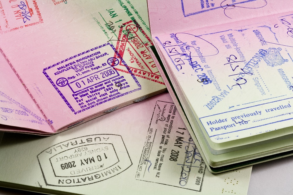 All foreigners in Malaysia with expired social visit passes would need to leave the country before or on April 21, 2021. — AFP file pic