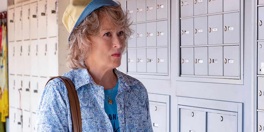 Meryl Streep stars in Steven Soderbergh's 'The Laundromat.' — Picture courtesy of Netflix