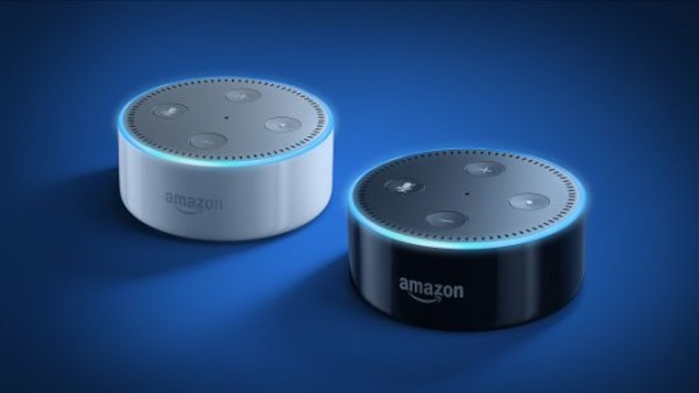 Amazon Echo Dot. — AFP-Relaxnews pic