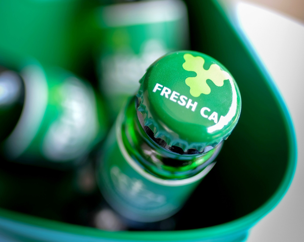 In Malaysia, revenue for 9MFY20 slipped by 23.6 per cent to RM942.0 million and profit from operations declined by 46.7 per cent to RM113.0 million. — Picture courtesy of Carlsberg Malaysia