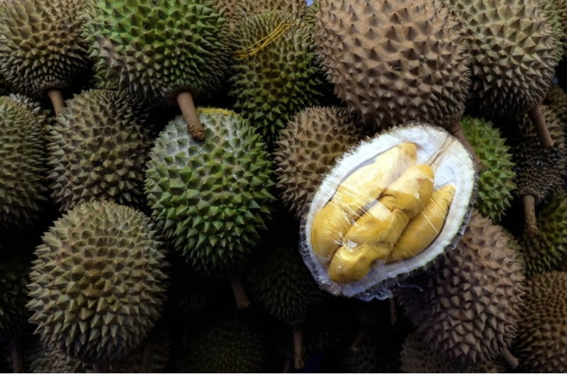 No scientific evidence has been found to show that durian and alcohol is a lethal combination. — AFP pic