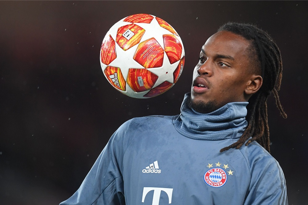 Renato Sanches arrived in northern France yesterday to undergo a medical before closing the deal with a club who will compete in the Champions League group stage after finishing second in Ligue 1 last season.. — AFP pic