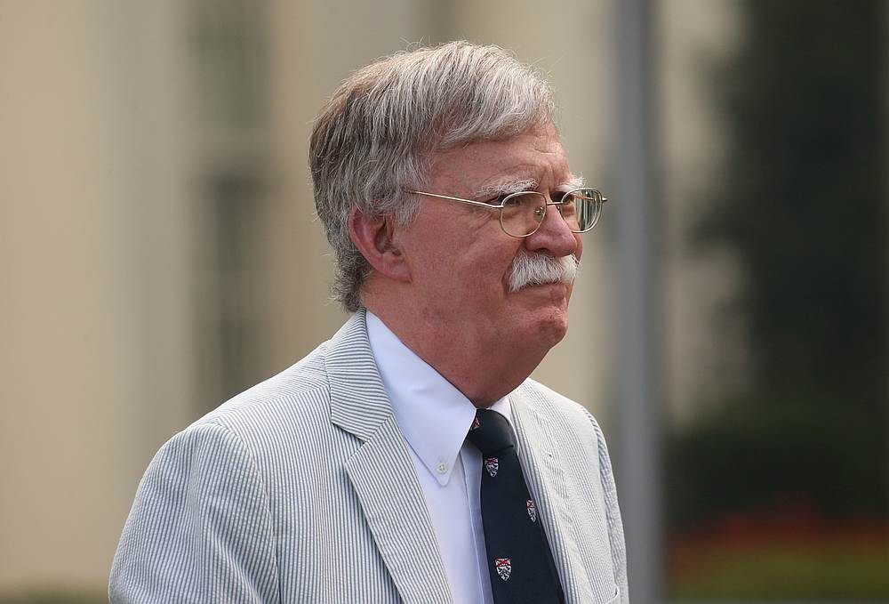 President Donald Trump would have a tough time blocking John Bolton's (pic) testimony in his US Senate impeachment trial by invoking the legal doctrine called executive privilege if his former national security adviser is subpoenaed as a witness, according to legal experts. — Reuters pic