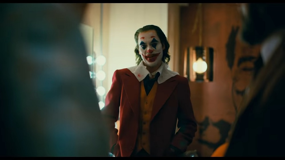 A screengrab from 'Joker' that stars Joaquin Phoenix and Robert De Niro among others.