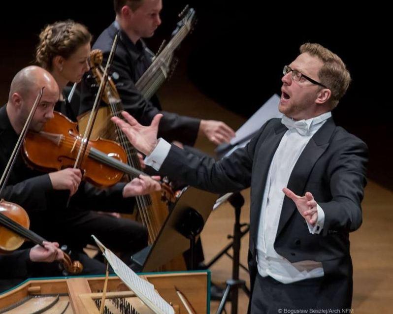 Australian conductor Benjamin Bayl is set to lead the 'Viennese Treasures' concerts at Dewan Filharmonik Petronas. ― Picture via Facebook/Benjamin Bayl