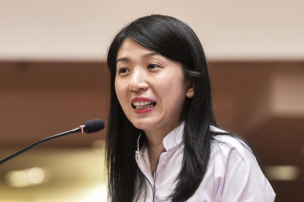 The commitment was spelt out by Energy, Science, Technology, Environment and Climate Change Minister Yeo Bee Yin. ― Picture by Miera Zulyana