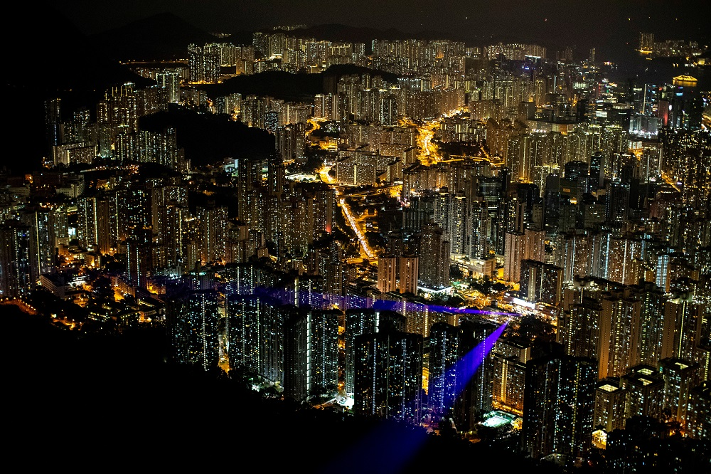 Hong Kong's property market is one of least affordable in the world with sky-high prices fuelled, in part, by wealthy mainlanders snapping up investments in a city which has failed for years to build enough flats to meet demand. — Reuters pic