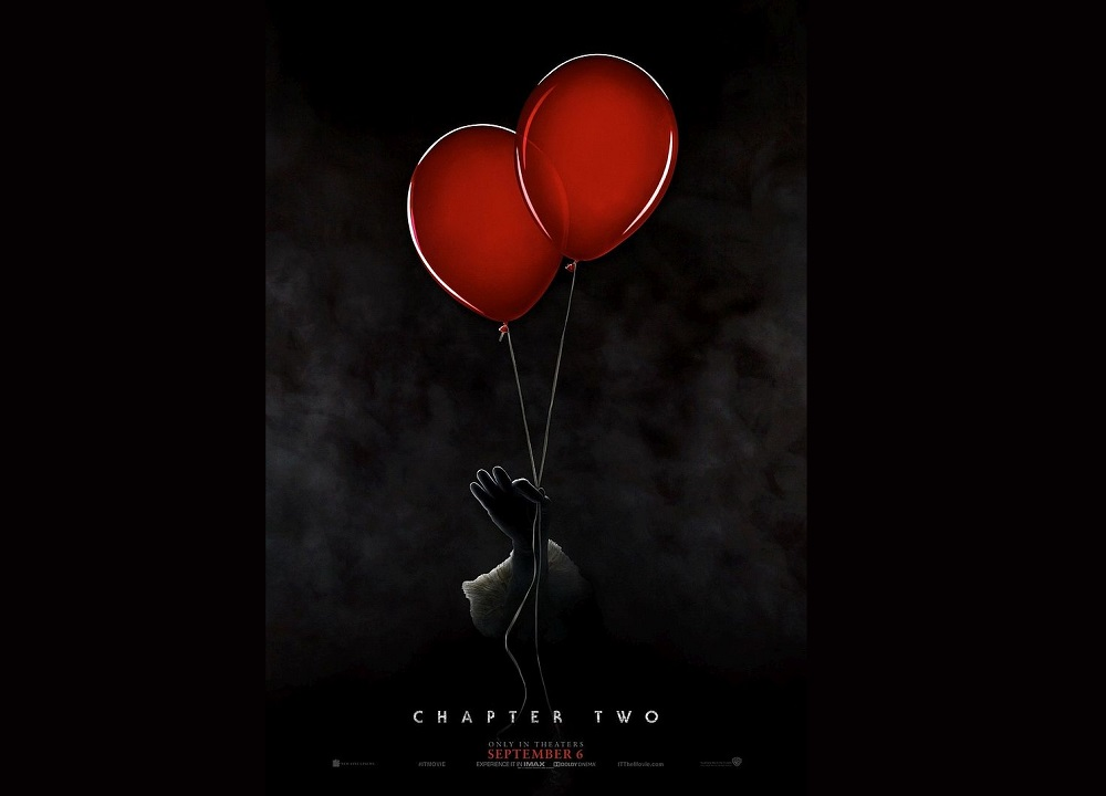 """Proving again the lure of a good scare, the Stephen King-inspired film """"IT Chapter Two"""" took in US$91 million this weekend to top the North American box office. — Picture courtesy of Warner Bros Pictures via AFP"""