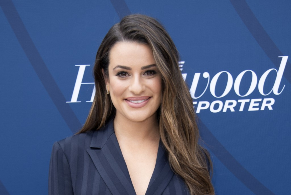 US actress Lea Michele attends The Hollywood Reporter's Empowerment In Entertainment Event 2019 at Milk Studios April 30, 2019 in Los Angeles. — AFP pic