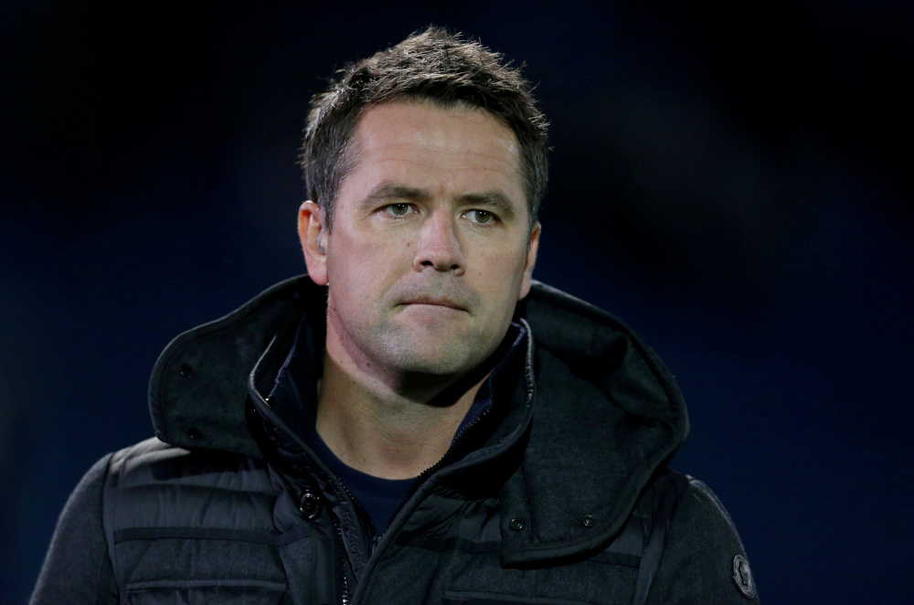 Michael Owen says father was driving force and reveals son's blindness. — Reuters pic