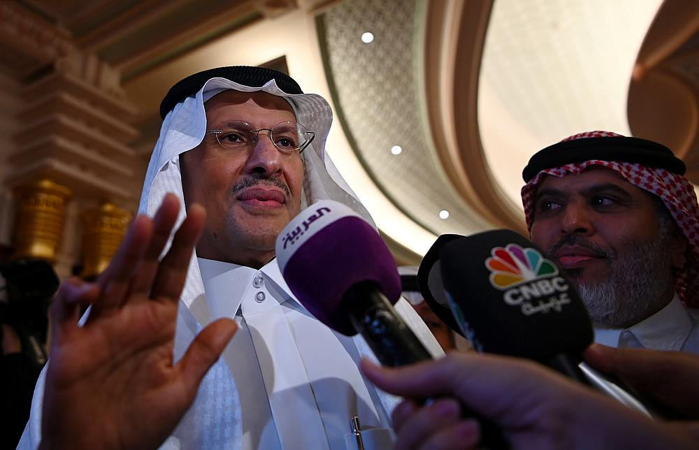 Saudi Arabia urges compliance with OPEC cuts