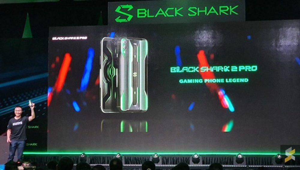 The Black Shark 2 Pro comes with a more powerful Snapdragon 855+ processor. — SoyaCincau pic