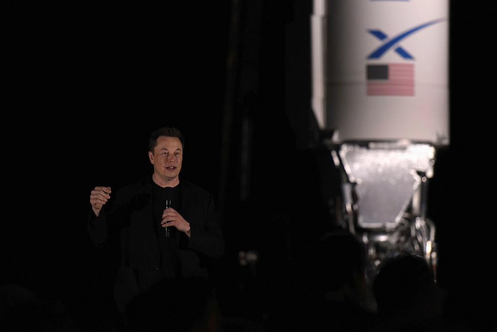 Elon Musk: