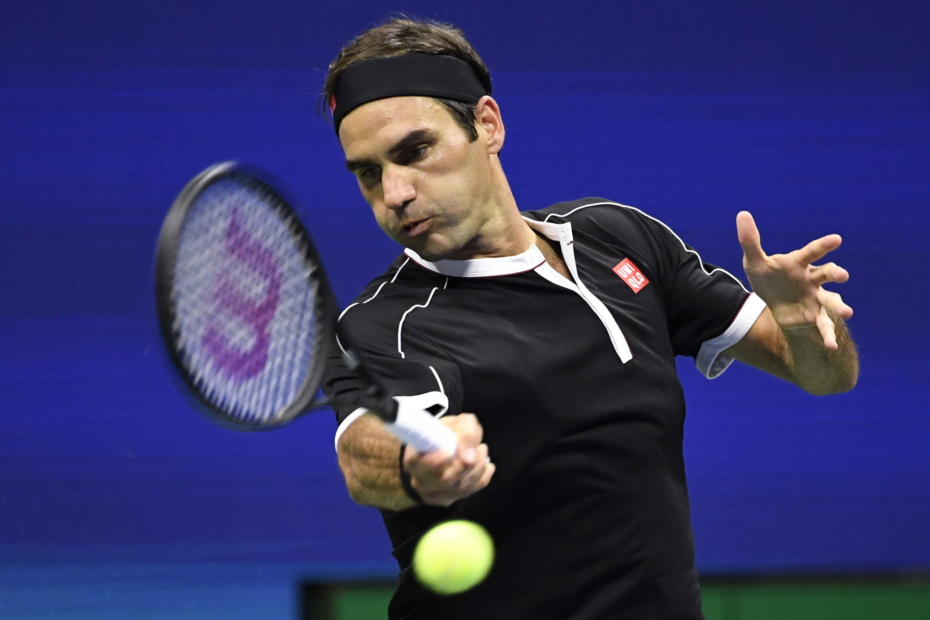 Roger Federer and Juan Martin del Potro will play an exhibition match in Buenos Aires on November 20. — Reuters pic