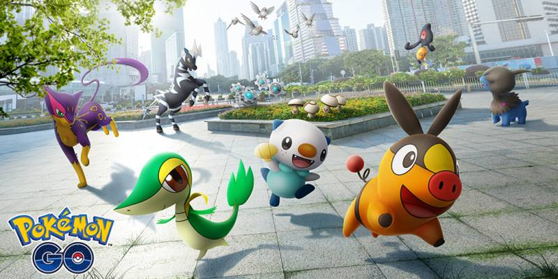 Generation V added a total of 156 new Pokemon to the franchise pantheon. ― Picture courtesy of Niantic /The Pokemon Company via AFP