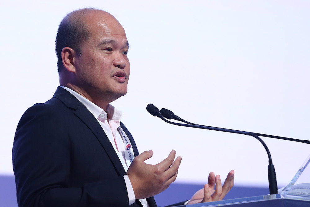 According to a PAC report, Khazanah managing director Datuk Shahril Ridza Ridzuan said the national carrier was supposed to break even in 2018 and become profitable this year. — Picture by Yusof Mat Isa