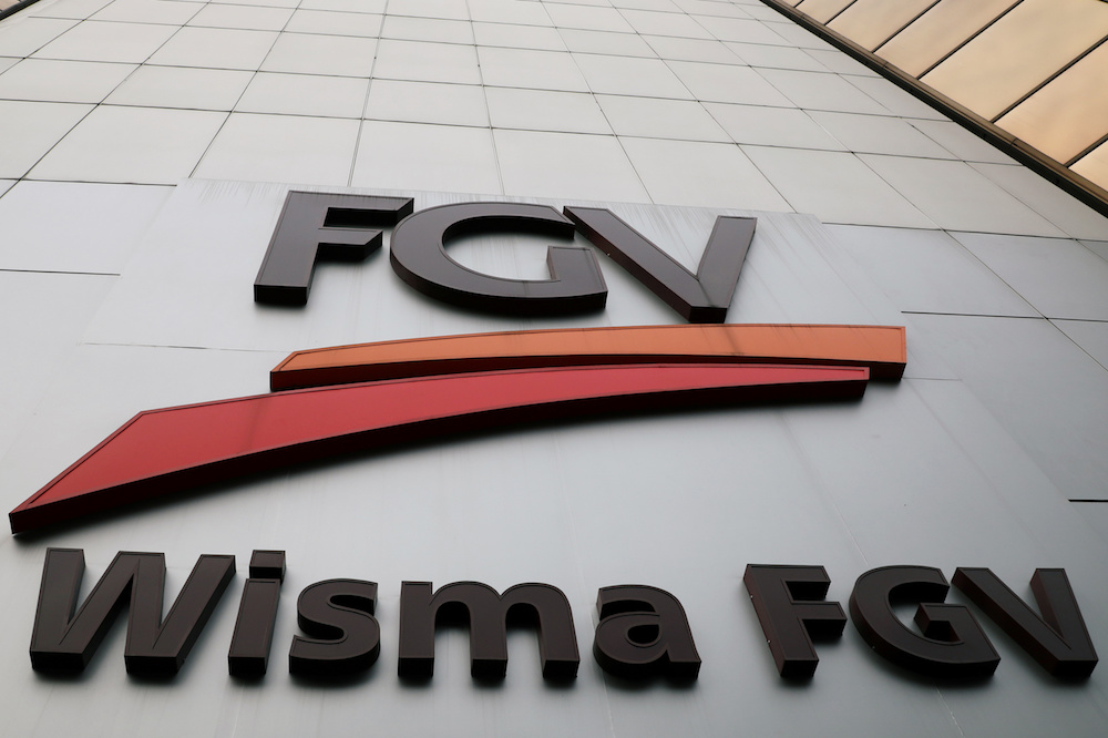 A general view of the FGV headquarters in Kuala Lumpur September 5, 2019. — Reuters pic