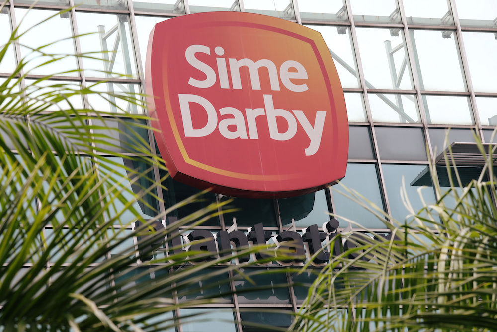 Sime Darby Bhd posted a higher net profit of RM281 million in the first quarter ended September 30, 2020. — Reuters pic