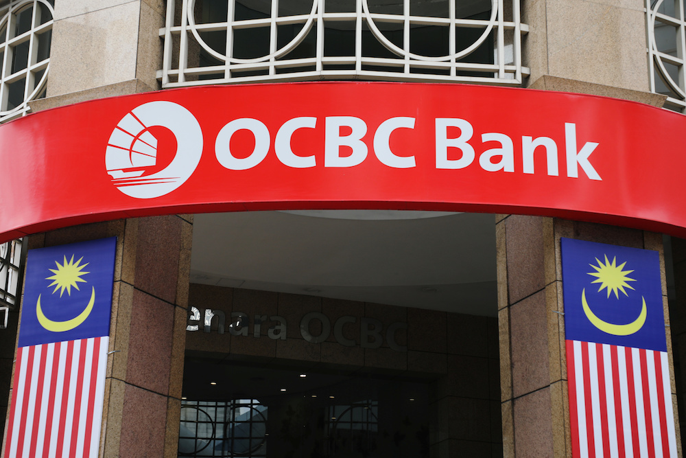 A general view of the OCBC headquarters in Kuala Lumpur August 6, 2019. — Reuters pic