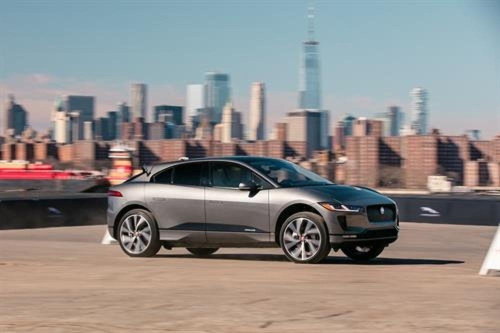 Jaguar's I-Pace offers a 292-mile range. — Picture courtesy of Newspress/Jaguar