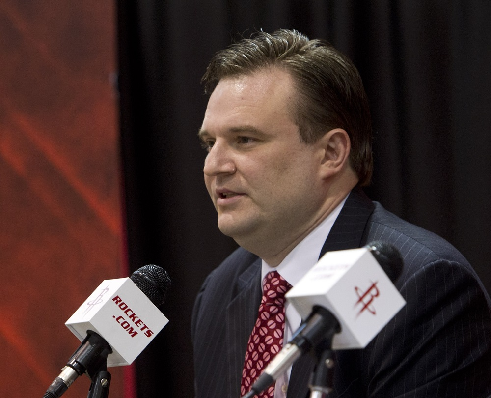 Daryl Morey, who had signed a five-year contract extension in March 2019, will remain as an advisor for a brief time to help the Rockets complete their search for a new coach. — AFP pic