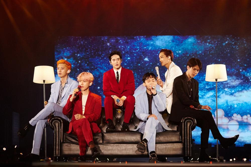 韩国男子天团EXO即将来马开唱。-星艺娱乐提供-