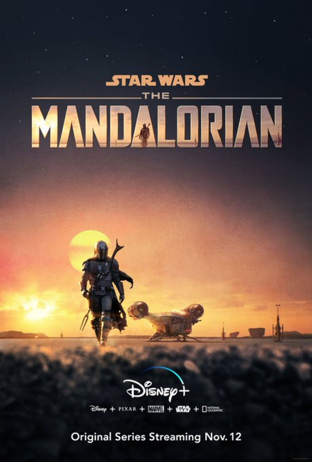 'The Mandalorian' is set five years after the events in the 1983 film 'Return of the Jedi.' — Picture courtesy of Disney+ Hotstar