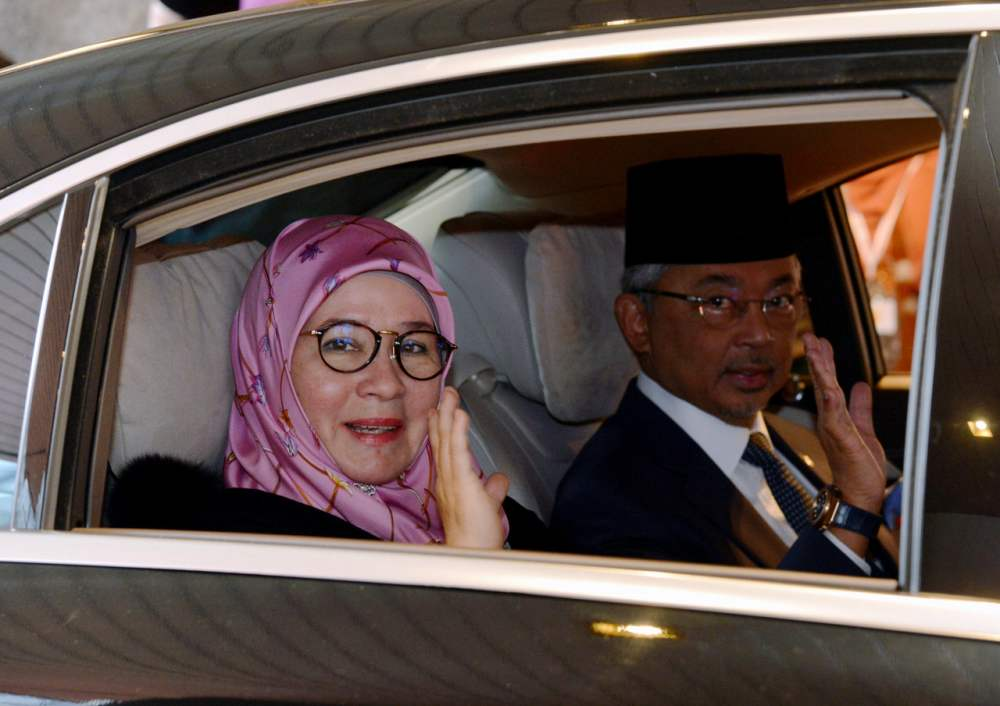 Agong and Permaisuri extend 'Chap Goh Meh' greetings