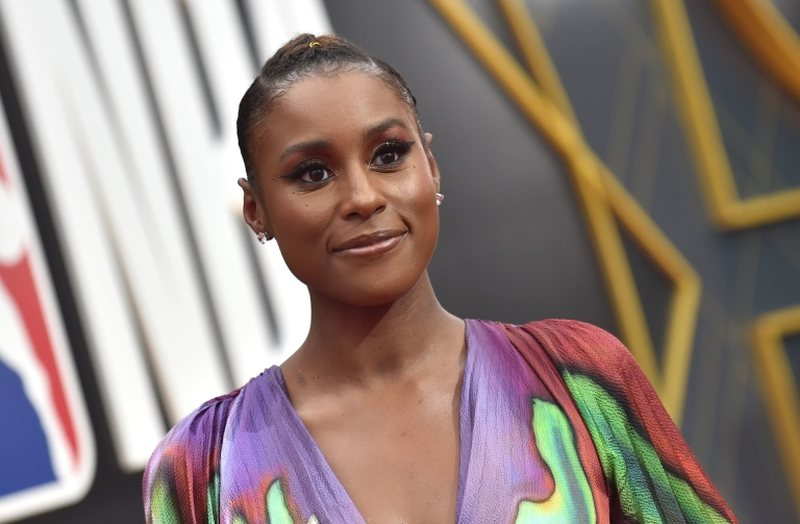 Issa Rae plays the character of Callie Josephson in the comedy 'Coastal Elites'. ― AFP pic