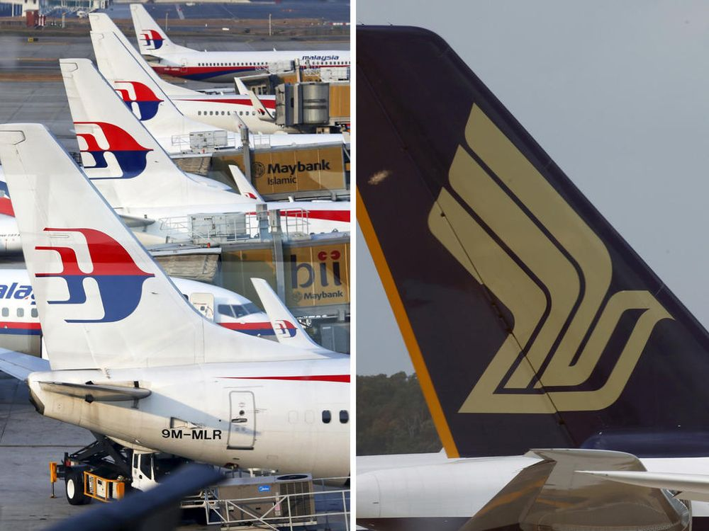 Malaysia Airlines Bhd and Singapore Airlines signed a wide-ranging commercial agreement that will significantly strengthen the long-standing partnership between the two airline groups. — TODAY pic