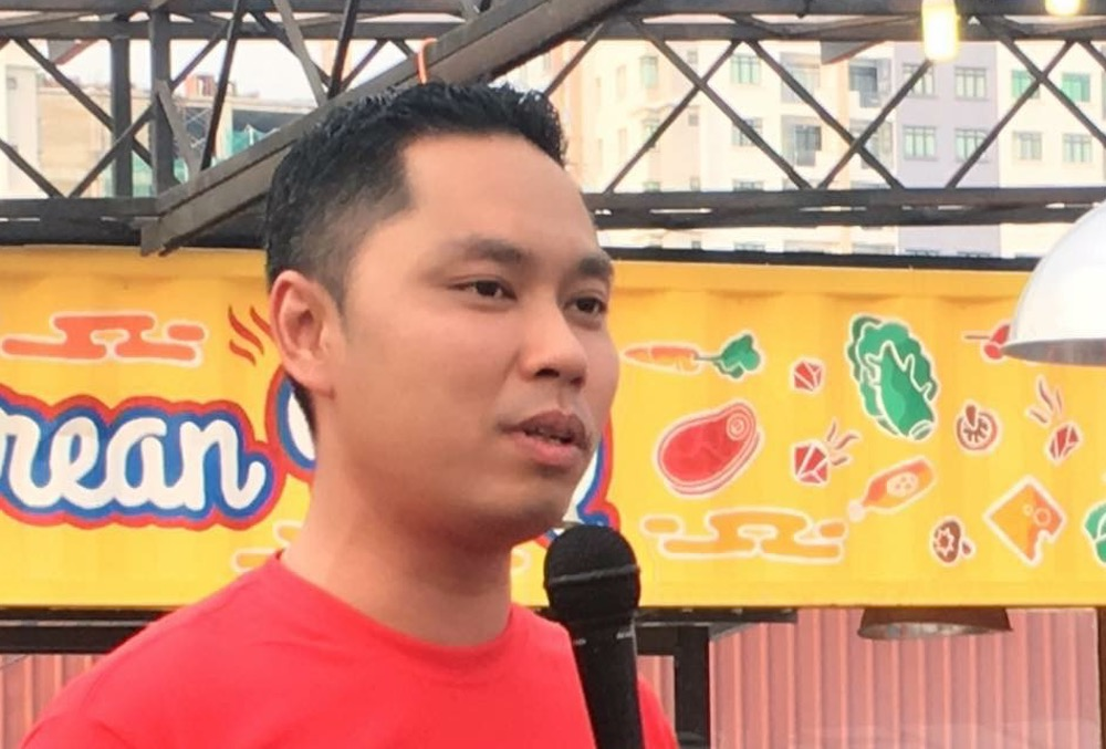 4B Youth Movement president Mohd Nizam Omar said the movement strongly urged the government to take action. — Picture courtesy of the 4B Youth Movement