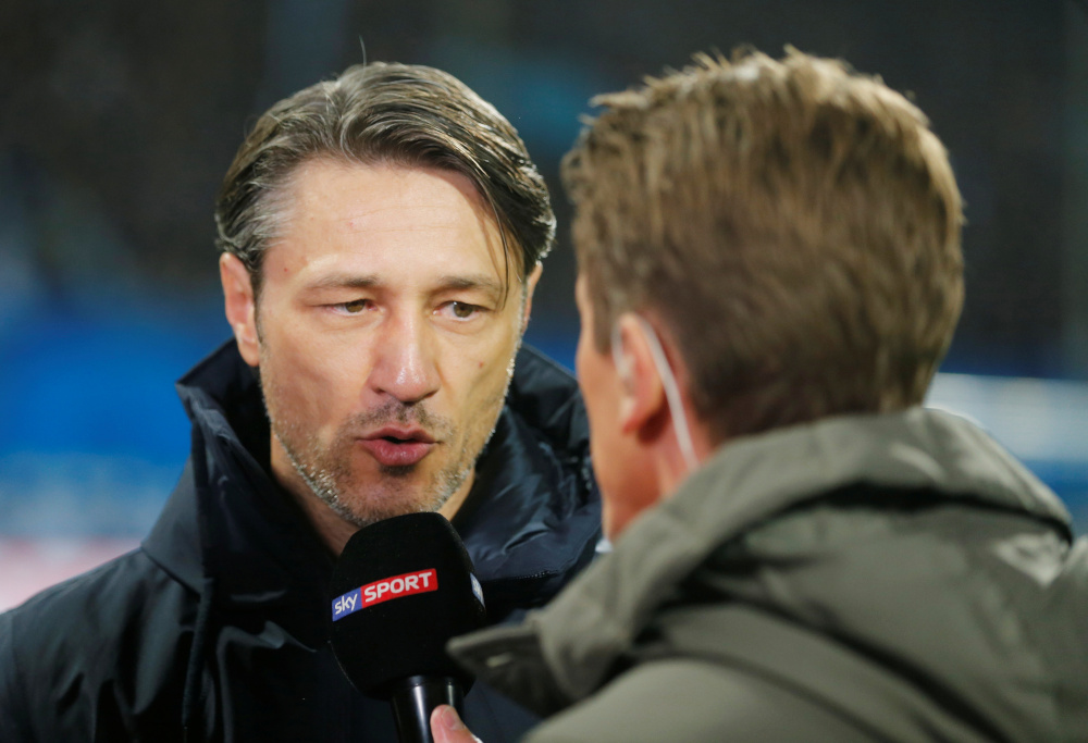 Kovac slammed racist remarks directed at his midfielder Aurelien Tchouameni in Tuesday's Champions League third qualifying round first leg 2-0 win at Sparta Prague. ― Reuters pic